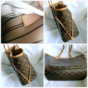 Louis Vuitton Bags - LOUIS VUITTON Neverfull MM Monogram Bag